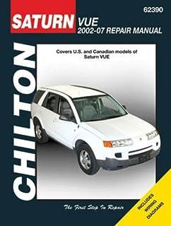 saturn vue 2002 2009 repair manual haynes repair manual haynes rh amazon com 2007 saturn ion repair manual pdf 2007 saturn vue v6 owners manual