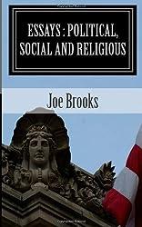Essays : Political, Social and Religious: Essays: 2009-2011