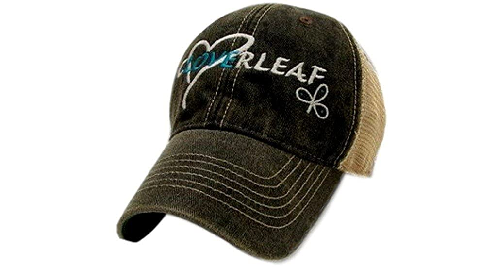 758912f5cc1a8 HOOey Ladies Good Run Black Trucker Hat