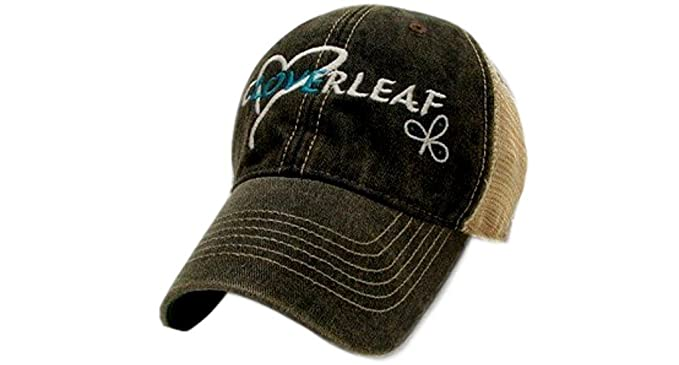5746a1596cd5e Image Unavailable. Image not available for. Color  HOOey Ladies Good Run  Black Trucker Hat ...