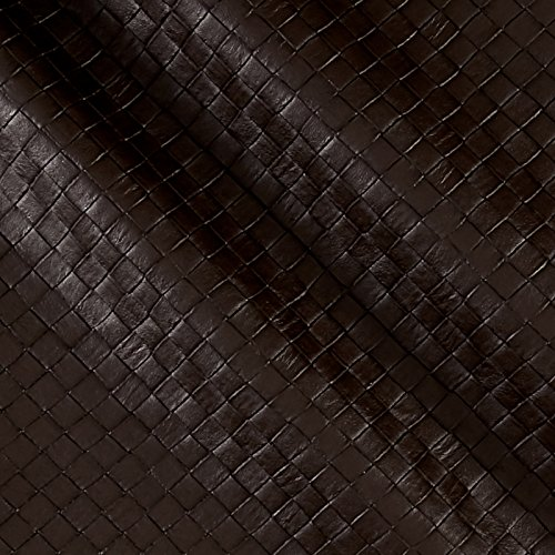 - Plastex Fabrics Faux Leather Tile Basketweave Bistro Fabric By The Yard
