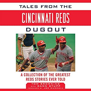 Tales from the Cincinnati Reds Dugout Audiobook
