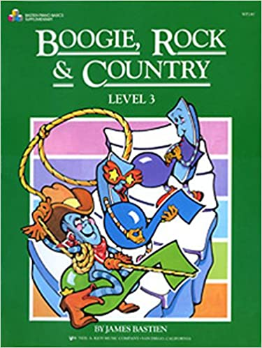wp240 boogie rock country level 3 bastien by james bastien 1987 11 07