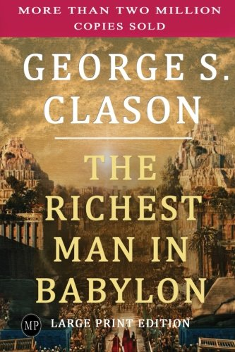 Richest Man Babylon Large Print