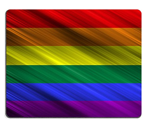 msd-natural-rubber-gaming-mousepad-gay-pride-flag-waving-in-the-wind-with-some-folds-image-22574656