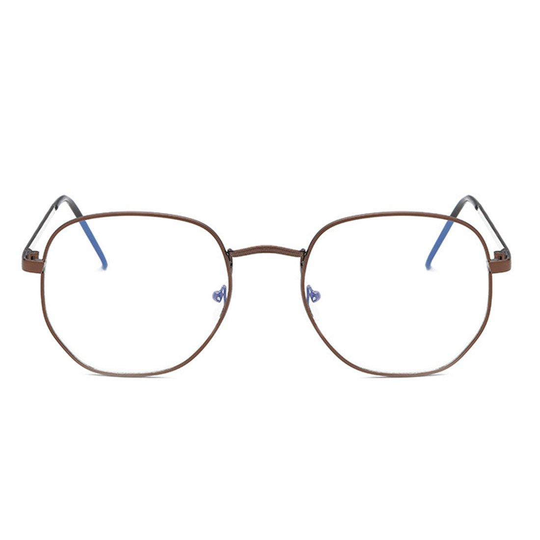 Aiweijia Fashion Myopie Brille Facelifting Brille Metall ...