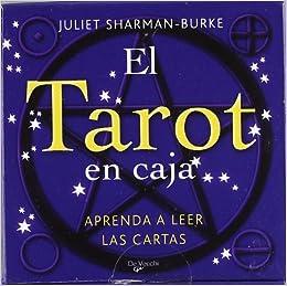 El tarot en caja : aprenda a leer las cartas: 9788431535346 ...