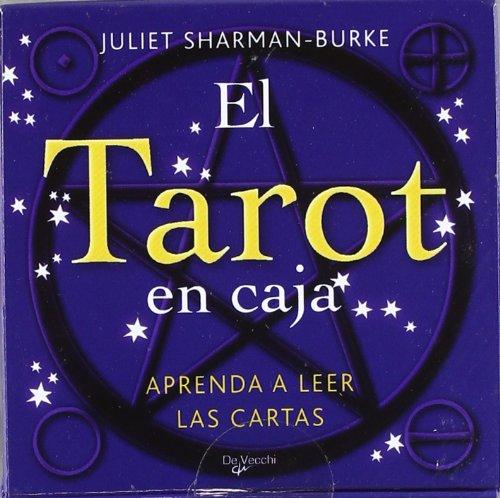 Tarot en caja, el: Amazon.es: Sharman-Burke, Juliet: Libros