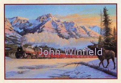 - John Winfield