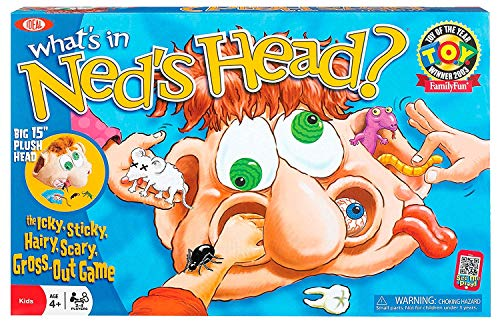 Ideal What's In Ned's Head Game ()