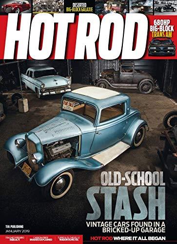 Magazines : Hot Rod