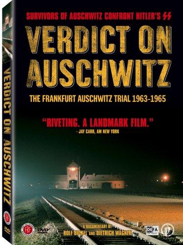 Verdict on Auschwitz by FIRST RUN FEATURES