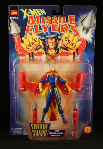X-Men Missile Flyers Future Shard Action Figure for sale  Delivered anywhere in USA