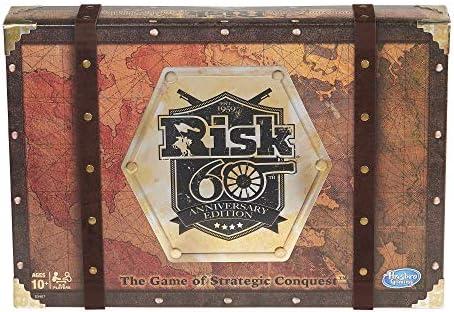 [해외]Hasbro Gaming Risk 60th Anniversary Edition BrownA / Hasbro Gaming Risk 60th Anniversary Edition, BrownA