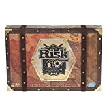 Betrayal. Alliances. Surprise attacks. The risk game continues to be one of the world's most popular and influential strategic board games decades after its inception. This special 60th anniversary edition of the risk game celebrates its legacy with ...
