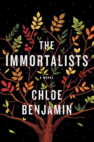 Book Cover: The Immortalists