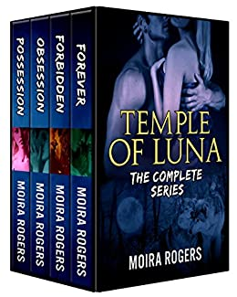 Temple of Luna: The Complete Series Bundle by [Rogers, Moira]