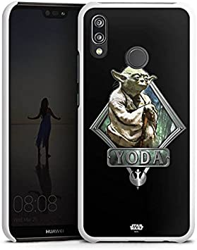 DeinDesign Coque Compatible avec Huawei P20 Lite Étui Housse Yoda ...