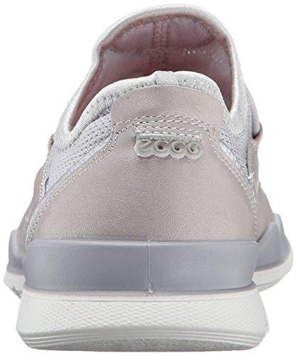 Ecco Kvinders Los Mode Sneaker Sølvgrå / Beton YDgKShaoIH
