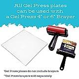 """Gel Press Gel Printing Plate 12""""x12"""" 10803"""
