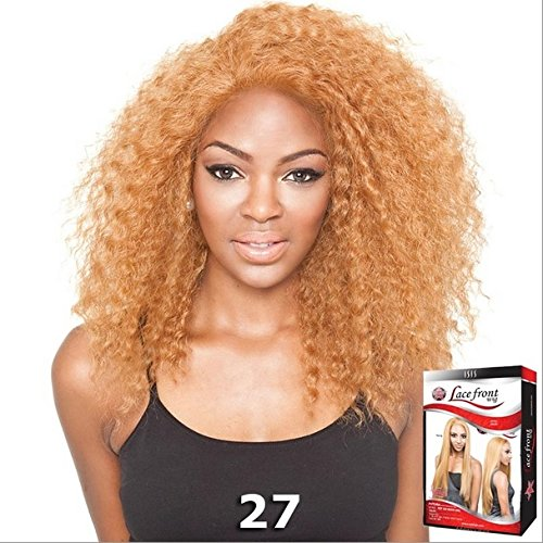 ISIS Red Carpet Synthetic Hair Lace Front Wig - RCP716 AFRO KINKY 12