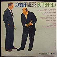 RAY CONIFF BILLY BUTTERFIELD CONNIFF MEETS BUTTERFIELD vinyl record