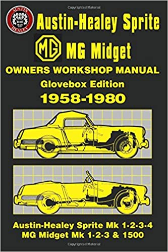 Austin healey sprite mg midget owners workshop manual glovebox austin healey sprite mg midget owners workshop manual glovebox edition 1958 1980 owners manual this do it yourself manual was written for the owner of solutioingenieria Images