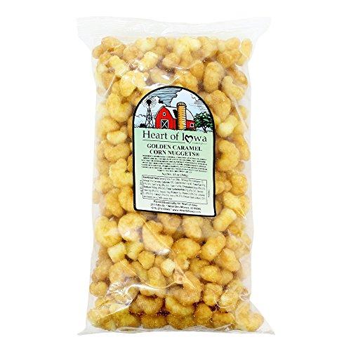 Golden Caramel Nuggets