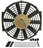 Derale 16912 12'' Dyno-Cool High Performance Electric Fan