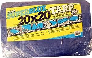 Dewitt M20x 20Super lona al aire libre Toldos, 2,3oz/pequeño), color azul