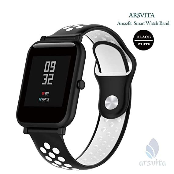 Amazon.com: Arsvita for Xiaomi Huami Amazfit Bip Younth ...