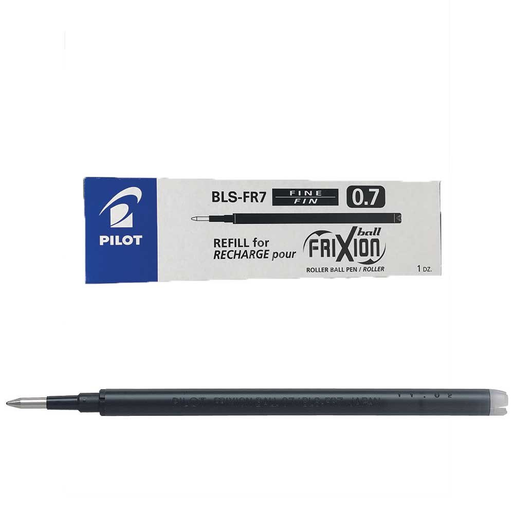Pilot Frixion Ball Refill - 0.7mm, Blue
