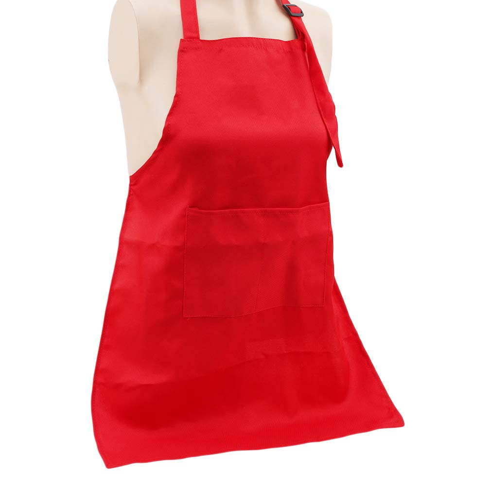DAILYG Children's Aprons Baby Girl Boy Aprons Kitchen Garden Kid's Aprons For Cleaning Cooking Gift Child Smock Reusable Small Apron