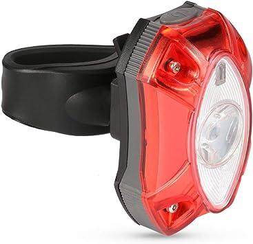 Broadroot Luz de Cola para Bicicleta Luz Trasera de Advertencia de ...