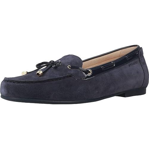Stonefly - Mocasín para Mujer - Azul Mujer: Amazon.es: Zapatos y complementos