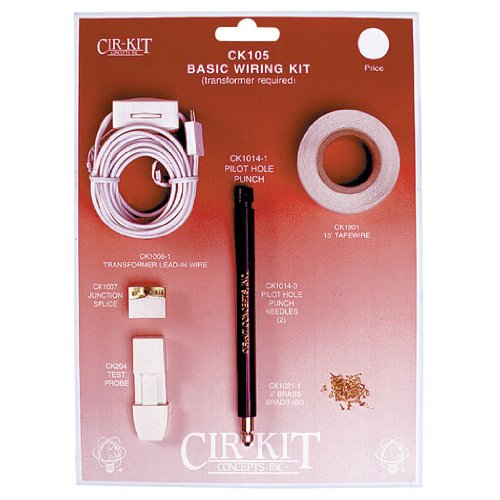 Dollhouse Cir-Kit Basic Wiring Kit