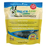 Ark Naturals Breath-Less Brushless Toothpaste 12 OZ, My Pet Supplies