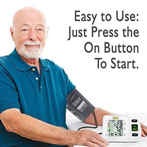 Blood Arm Fully Blood Cuff Kit Digital BP Pregnancy - - Storage Included