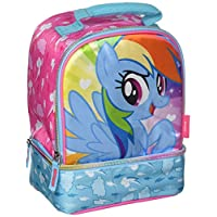 Kit de almuerzo de compartimiento doble con termo, My Little Pony