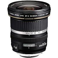 Canon EFS 10-22mm f/3.5-4.5 USM Lens Bundle. USA. Value Kit with Acc #9518A002