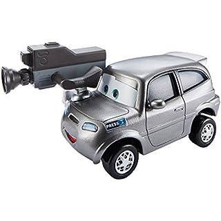 Disney Pixar Cars Diecast, Oversized Studs Mcgriddle