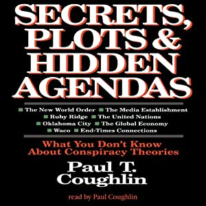 Secrets, Plots, and Hidden Agendas Audiobook