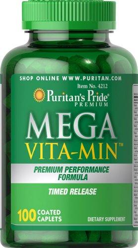 Puritan's Pride Nutrition Vitamins - 2
