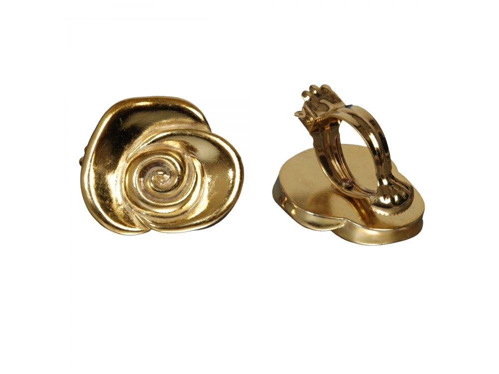 Mollette Liedeco Danubio 'immagine Rose' per heimtexland di ottone