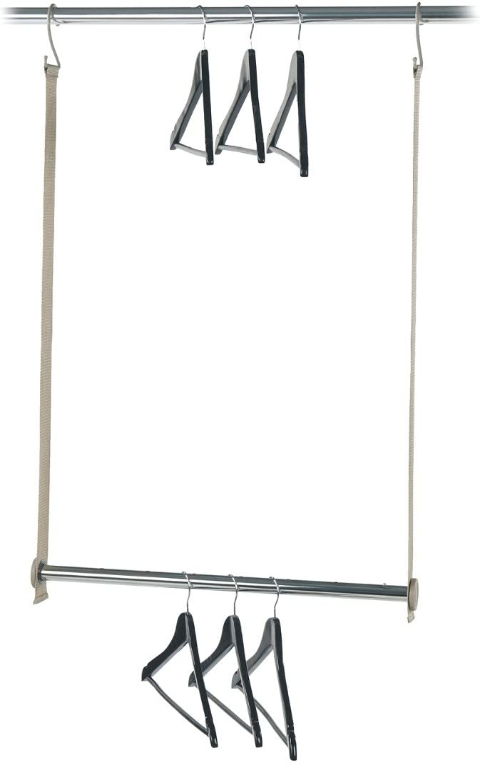 neatfreak 05616 ADA59C-006 Hanging Bar, Beige