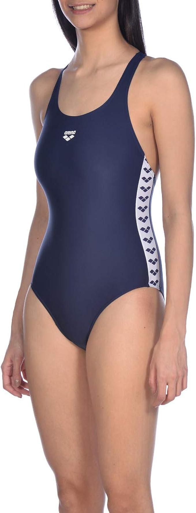 ARENA Damen Damen Sport Badeanzug Team Fit Badeanzug