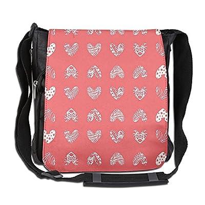 88b32c61e265 Lovebbag Distressed Heart Shaped Cute Coral Motifs Living Icons ...