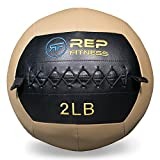 Rep Soft Medicine Ball/Wall Ball for Strength and Conditioning...