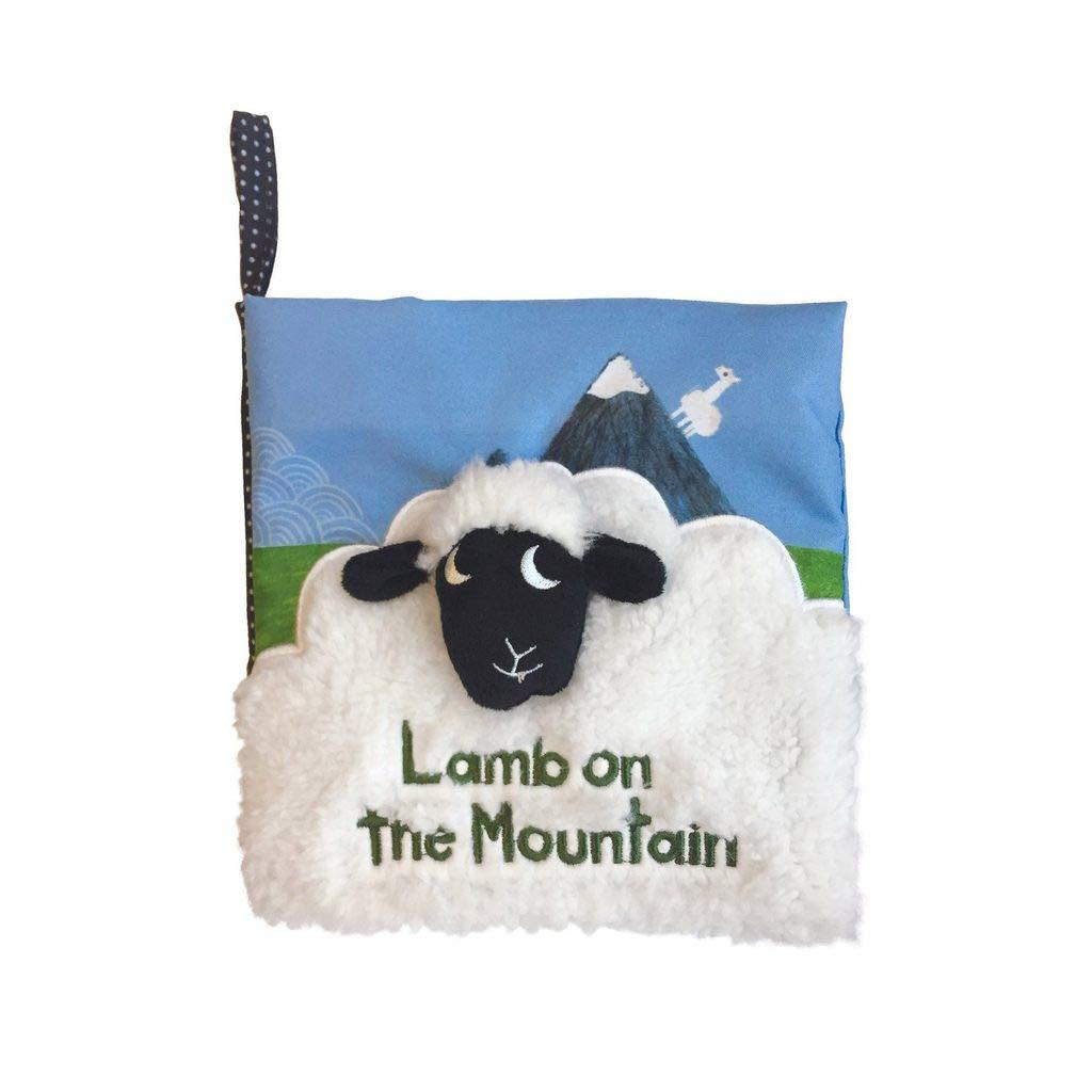 Book Backpacks Cartoon Grass Sheep Cute Kids Boys, Girls for