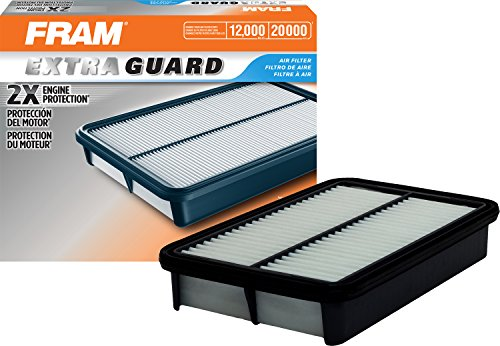 FRAM CA5125 Extra Guard Round Plastisol Air Filter